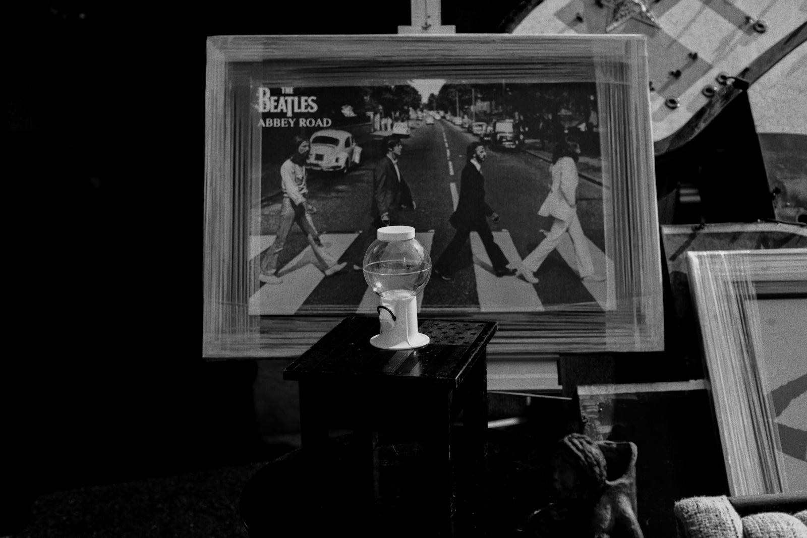 the beatles frame